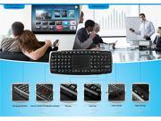 KB-168 multi-function US Qwerty RF2.4GHz Wireless Mini Keyboard with Touch Pad New in Box Suitable for Android Smart TV /Android TV box