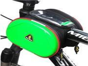 The new bike bag on WOLFBIKE bicycle front tube bag beam tube package chartered riding phone package