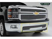 T-Rex Grilles 25117 Billet Series&#59; Bumper Grille Overlay Fits Silverado 1500
