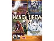 Nancy Drew 4-Pack w/Blackmoor, ShadowRanch,WhiteWolf &Crystal