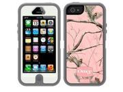 OtterBox iPhone 5/5S Defender Camo Realtree Pink/Grey AP