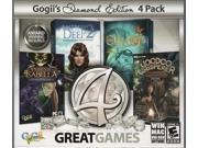 4 Great Games Diamond Jc