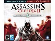Encore 26732 Assassins Creed Ultimate Collection 1 & 2 Jc
