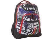 Ogio Tribune 17in Backpack Graffiti Multi-Colour