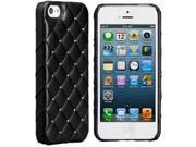 Case-Mate iPhone 5/5S Madison Quilted Leather w/Swarovski