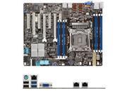ASUS Z10PA-U8 ATX Server Motherboard LGA 2011-3 DDR4 2133 / 1866 / 1600 / 1333