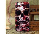LikeEgg Newest Case For Iphone 5/5s Strange Skull Hard Back Cover Case