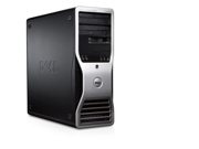 Dell Precision T3500 E5520 2.26GHz 6GB Memory 1TB Hard Drive NVS295 Video Card