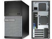 Dell Optiplex 3020 Intel Core i3-4130 4GB Memory 500GB Hard Drive Windows 7 Pro 64Bit Installed (Keyboard and Mouse)
