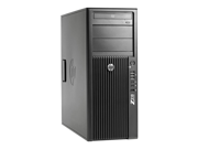 HP Z210 Workstation Intel Xeon E3-1245 3.30GHz Processor 8GB Memory 500GB Hard Drive Nvidia Quadro 600 Video Card Windows 7 Pro 64Bit (Keyboard and Mouse)
