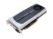 Nvidia Quadro 6000 6GB GDDR5 Workstation Graphics Card