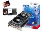HIS R7 265 iPower IceQ X² Boost Clock 2GB GDDR5 PCI-E DLDVI-I/HDMI/2xMini DP