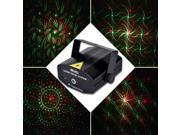 New Adjustment Mini Laser Light Party Club KTV Disco DJ Stage Lighting Projector