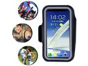 Durable Workout Sport Armband Phone Holder Case For Samsung N7100 Galaxy Note 2 gym sport run jog armband case pouch holder