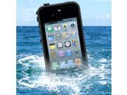 Waterproof Shockproof Dirtproof Protective Case Cover for Apple iPhone 4 4S