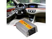 Brand New 150W DC 12V to AC 220V Car Power Inverter With USB Port Plug