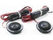 "JL Audio ZR100-CT 1"" Evolution ZR Series Aluminum Dome Tweeters"