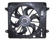 Crown Automotive 55056642AD Electric Cooling Fan Fits 07-09 Wrangler (JK)