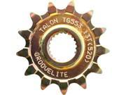 Talon Front Steel Sprocket - 14T Offroad Natural  75-32214 75-32214