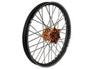 Talon MX Front Wheel Set with Excel Rim - 1.40x14 - Orange/Black Offroad Orange  56-3160OB 56-3160OB