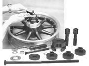 Jims Sealed Wheel Bearing Remover/Installer Kit American VTwin   939 939