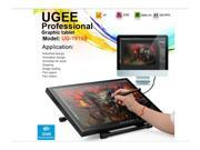 Ugee 1910B Graphics Drawing Tablet Monitor 19 Inch - Black