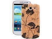 GAIAM 30839 Samsung(R) Galaxy S(R) III Cork Case (Hydrangea)