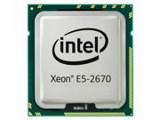 HP ML350p Gen8 Intel Xeon E5-2670 Sandy Bridge-EP 2.6GHz (Turbo Boost up to 3.3GHz) LGA 2011 115W 660603-B21 Server Processor Kit