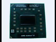 AMN330DCR22GM AMD Athlon II Duo Core N330 2.3GHz Socket S1 Mobile CPU