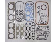 97-02 Mitsubishi Montero 6G74 3.5L 3497cc V6 24V SOHC Engine Full Gasket Replacement Kit Set FelPro: HS26193PT/CS26193