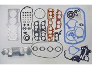 92-95 Hyundai Elantra G62B 2.0L 1795cc/G63B 2.0L 1997cc/4G63 2.0L 1997cc/G4CR 2.0L 1595cc L4 8V DOHC/SOHC Engine Full Gasket Replacement Kit Set FelPro: HS9086B-2/CS9086