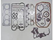 95-99 Mitsubishi Eclipse Turbo 4G63 2.0L 1997cc L4 16V DOHC Engine Full Gasket Replacement Kit Set FelPro: HS9627PT-3/CS9086-1