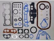 90-93 Mitsubishi Precis 4G15/G4DJ 1.5L 1468cc L4 8V SOHC Engine Full Gasket Replacement Kit Set FelPro: HS9352PT-1/CS8767-1