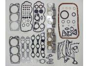 88-90 Mitsubishi Galant 6G72/G6AT 3.0L 2972cc V6 12V SOHC Engine Full Gasket Replacement Kit Set FelPro: HS8112PT-1/CS9112