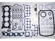 94-97 Honda Accord DX/LX F22B2/F22B6 2.2L 2156cc L4 16V SOHC Engine Full Gasket Replacement Kit Set FelPro: HS9958PT CS9851