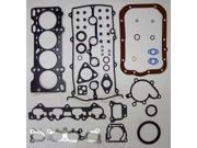 93-97 Mazda 626 FS 2.0L 1991cc L4 16V DOHC Engine Full Gasket Replacement Kit Set FelPro: HS9711PT/CS9711