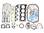96-01 Mitsubishi Eclipse 4G64 2.4L 2351cc L4 16V SOHC Engine Full Gasket Replacement Kit Set FelPro: HS9932PT/CS9086-1