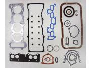 89-90 Nissan Sentra GA16i 1.6L 1597cc L4 12V SOHC Engine Full Gasket Replacement Kit Set FelPro: HS9645PT/CS9645