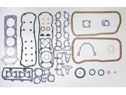 89-90 Nissan 240SX KA24E 2.4L 2389cc L4 12V SOHC Engine Full Gasket Replacement Kit Set FelPro: HS9646PT/CS9646