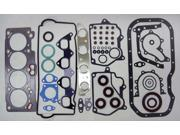 93-97 Toyota Corolla 4AFE 1.6L 1587cc L4 16V DOHC Engine Full Gasket Replacement Kit Set FelPro: HS9604PT/CS9604