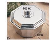 Octagonal Soup Bowl Cover for BNC3038 Sandstone Plum 6 Ct
