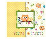 Happi Tree Invitation Bulk Gatefold 75 Ct