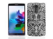 For LG G Vista VS880 Royal Lace Case Cover