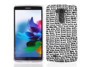 For LG G Vista VS880 Blah Blah Case Cover