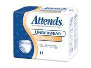 Attends APV40 Regular Absorbency Underwear-XL-56/Case
