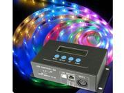 DMX512 Master LED tube lamp controller with LCD screen dmx LED digital Controller