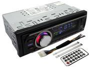 Car Multi-functional Player New Fm and Mp3 Stereo Radio Receiver Aux with USB Port and Sd Card Slot USA Stock