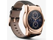"""LG G Watch Urbane W150 4GB 1.3"""" P-OLED Gold Android Wear IP67 Smart Watch"""