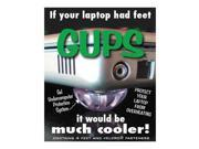 Gary Fong GUPS Laptop Feet to Keep Notebooks Cool #GUPSFT