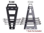 Hansen Metric & SAE Wrench Rack Tray Organizer Holder Set ABS Plastic MADE IN USA